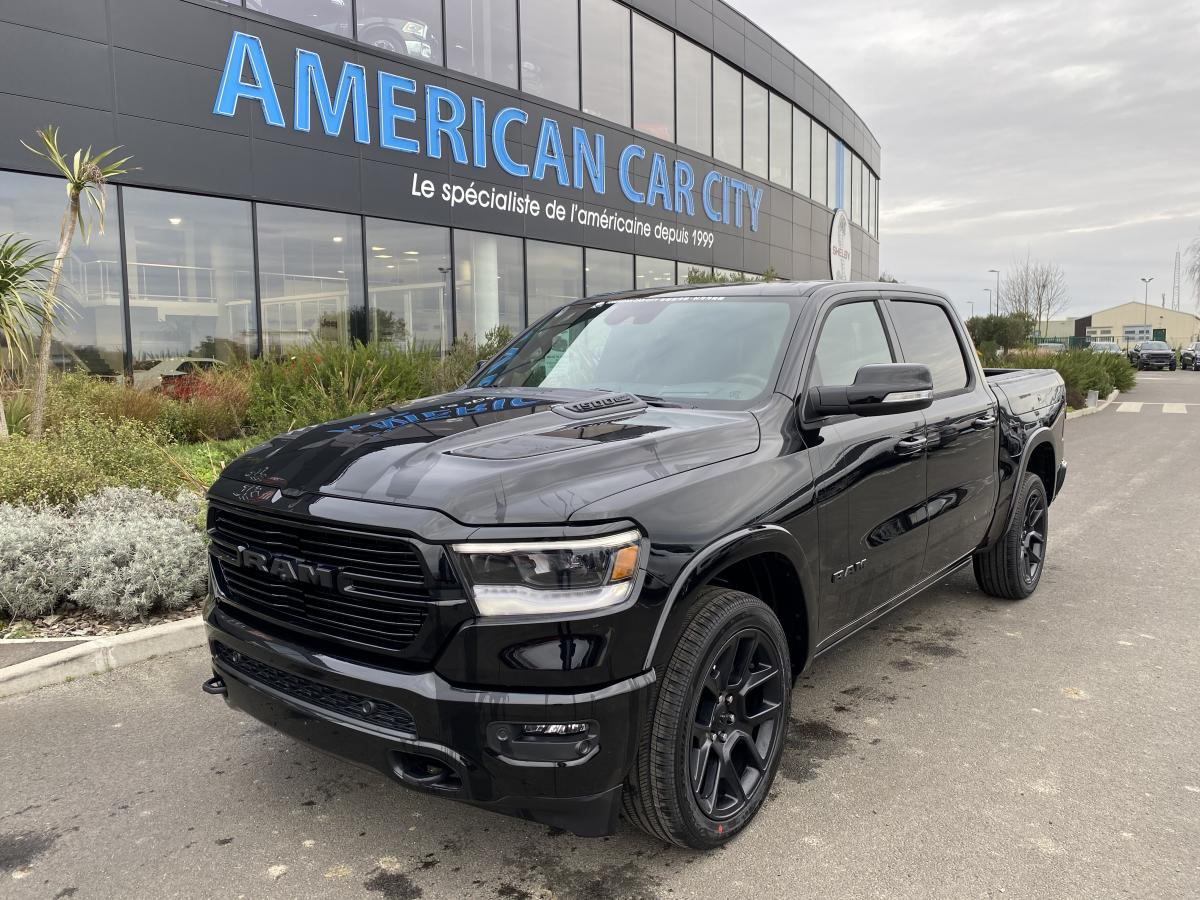 DODGE RAM LARAMIE SPORT NIGHT EDITION RAMBOX 2021