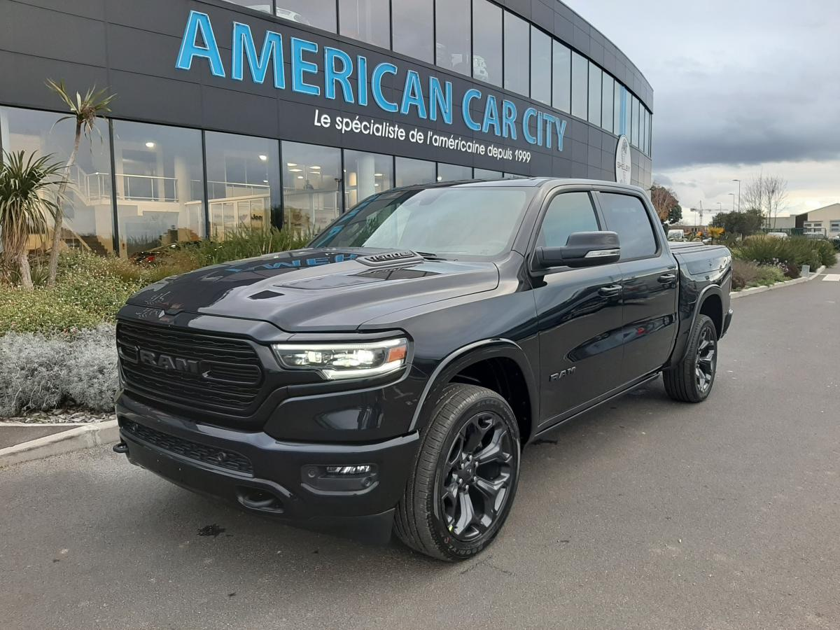 DODGE RAM 1500 CREW LIMITED NIGHT EDITION RAMBOX 2021