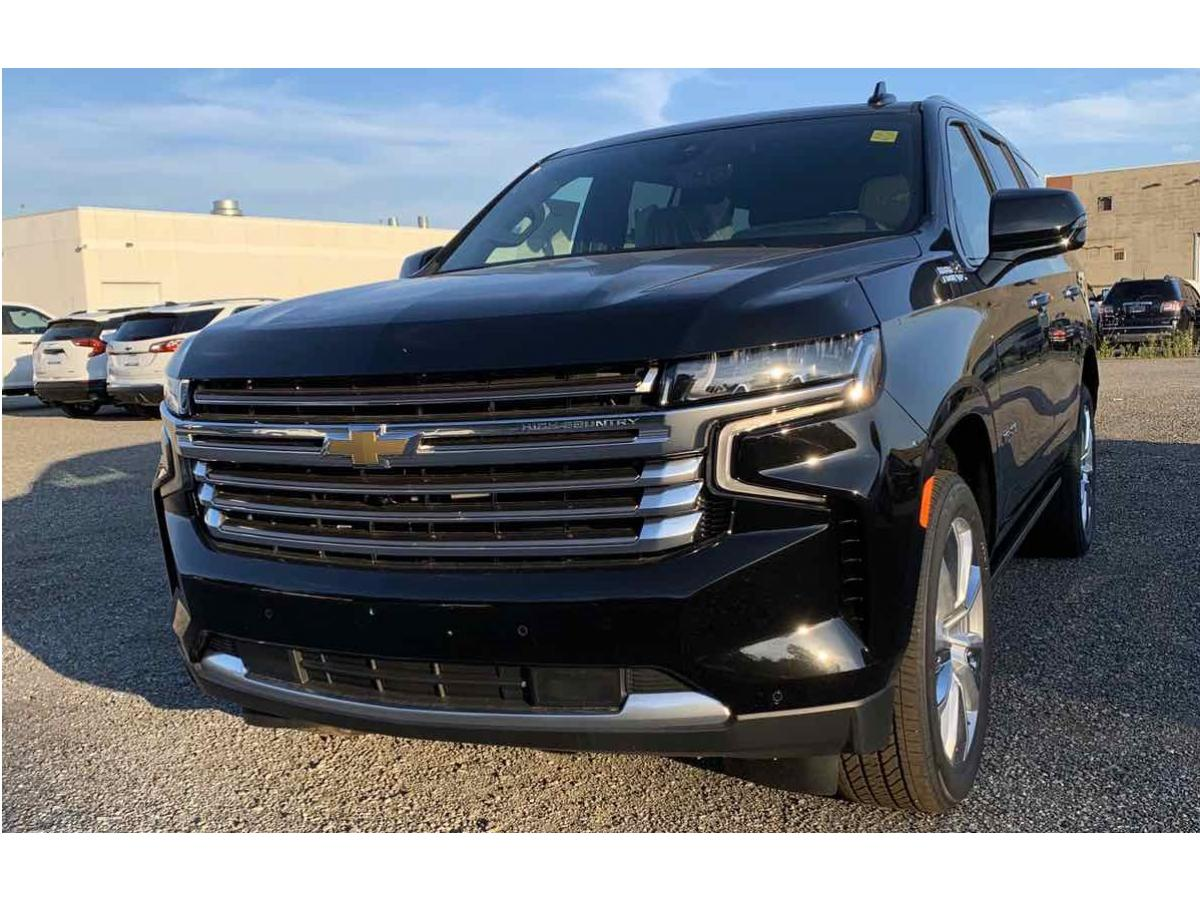 CHEVROLET TAHOE HIGH COUNTRY 4x4 V8 6.2L 420ch