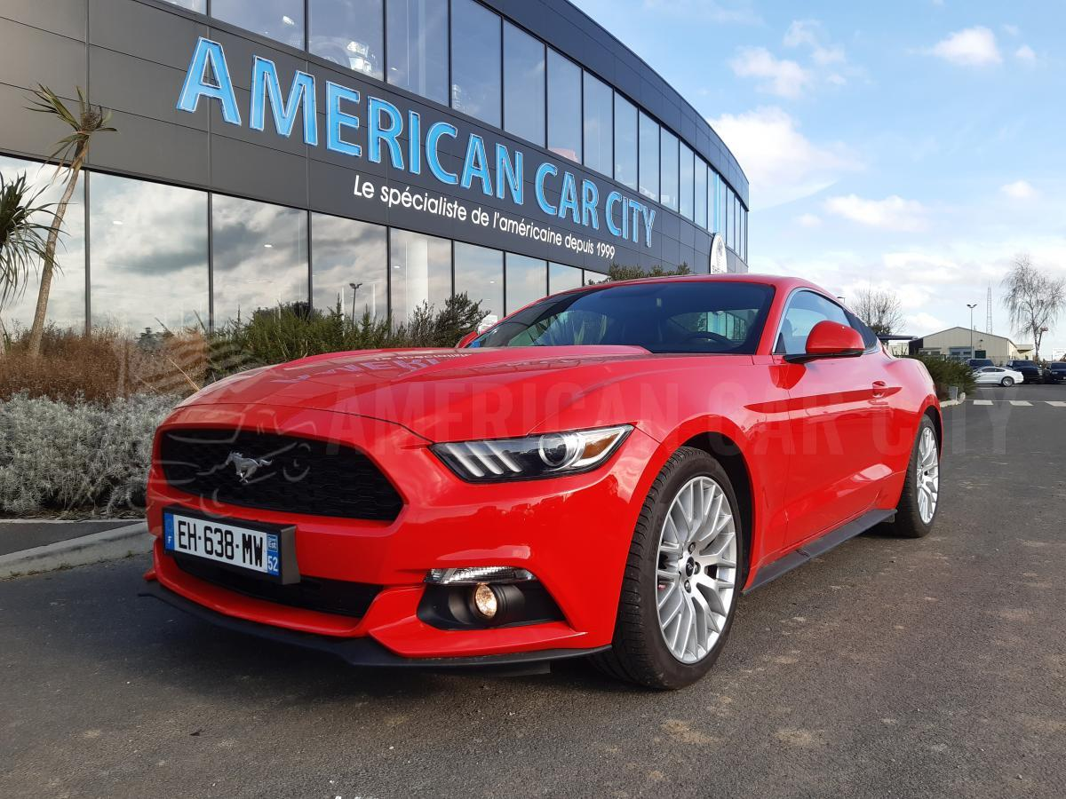 FORD MUSTANG Fastback 2.3 - 317 - BVM EcoBoost