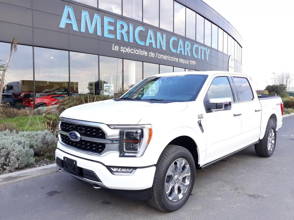 FORD F150 Supercrew Platinum V6 3.5L ecoboost