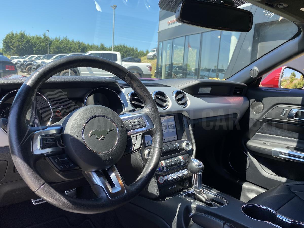 FORD MUSTANG 2.3L ECOBOOST BVA 2017 Cabriolet