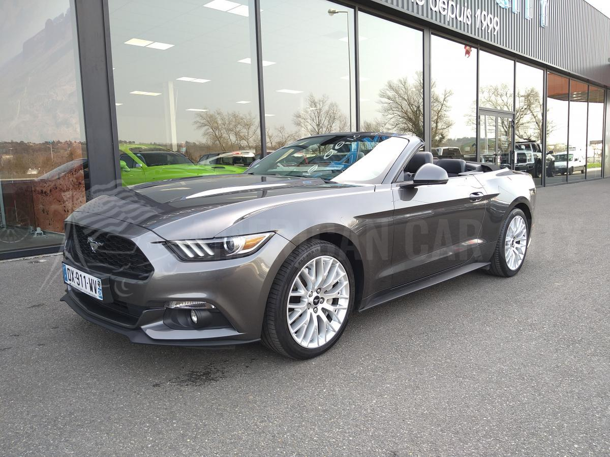 FORD MUSTANG Ecoboost CABRIOLET