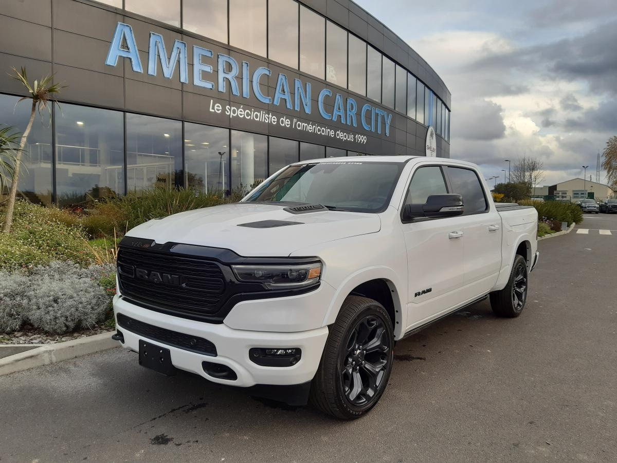 DODGE RAM Crew Limited Night Edition RAMBOX 2021