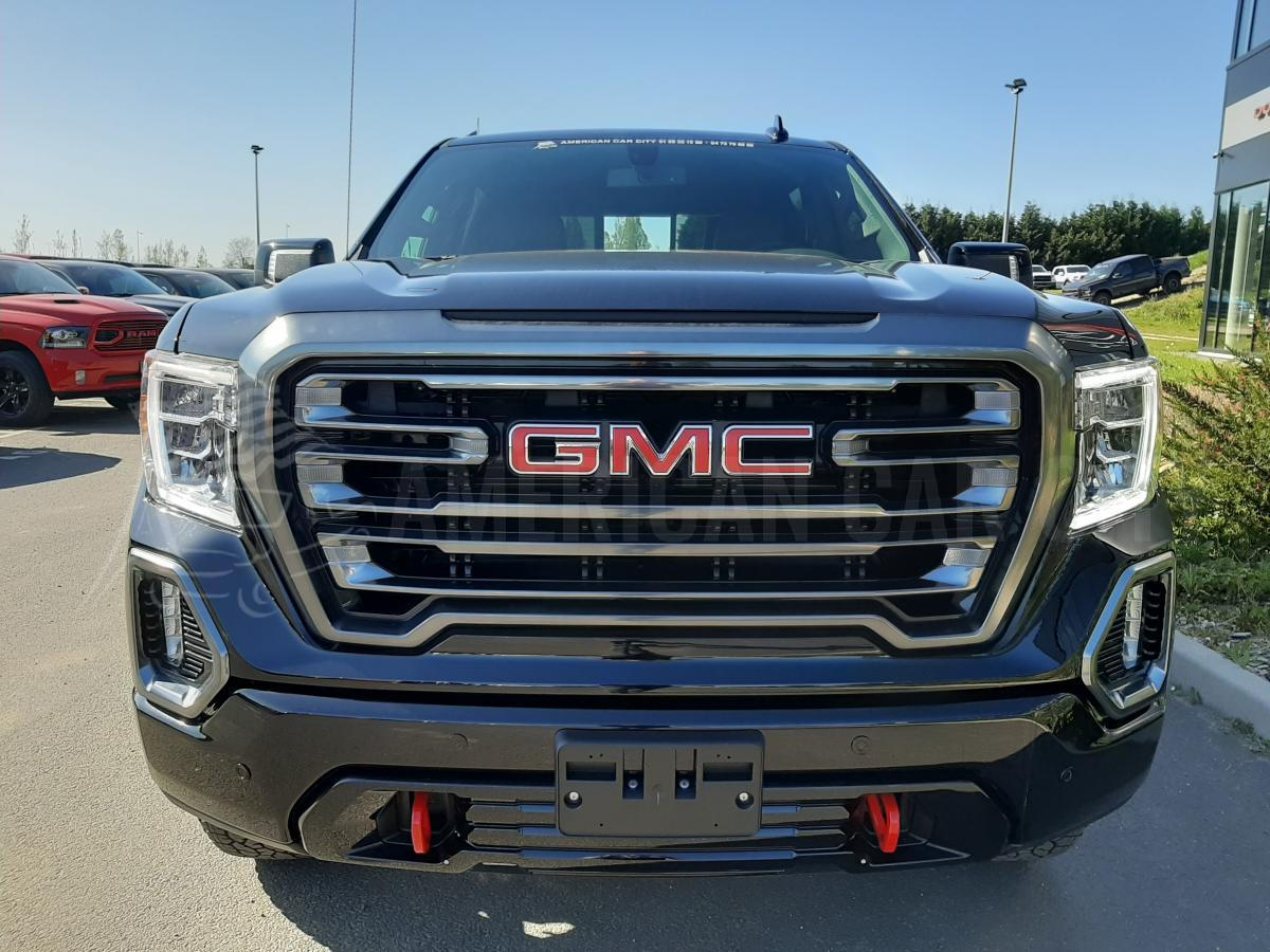 GMC Sierra CREW CAB AT4 Carbon Pro Edition V8 6,2L