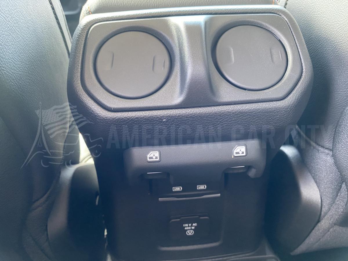 JEEP GLADIATOR Crew cab MOJAVE V6 3.6L Pentastar VVT
