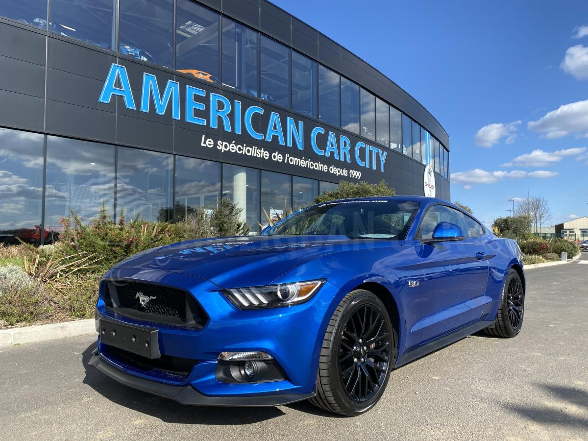 FORD MUSTANG GT V8 5.0L BVM 2017