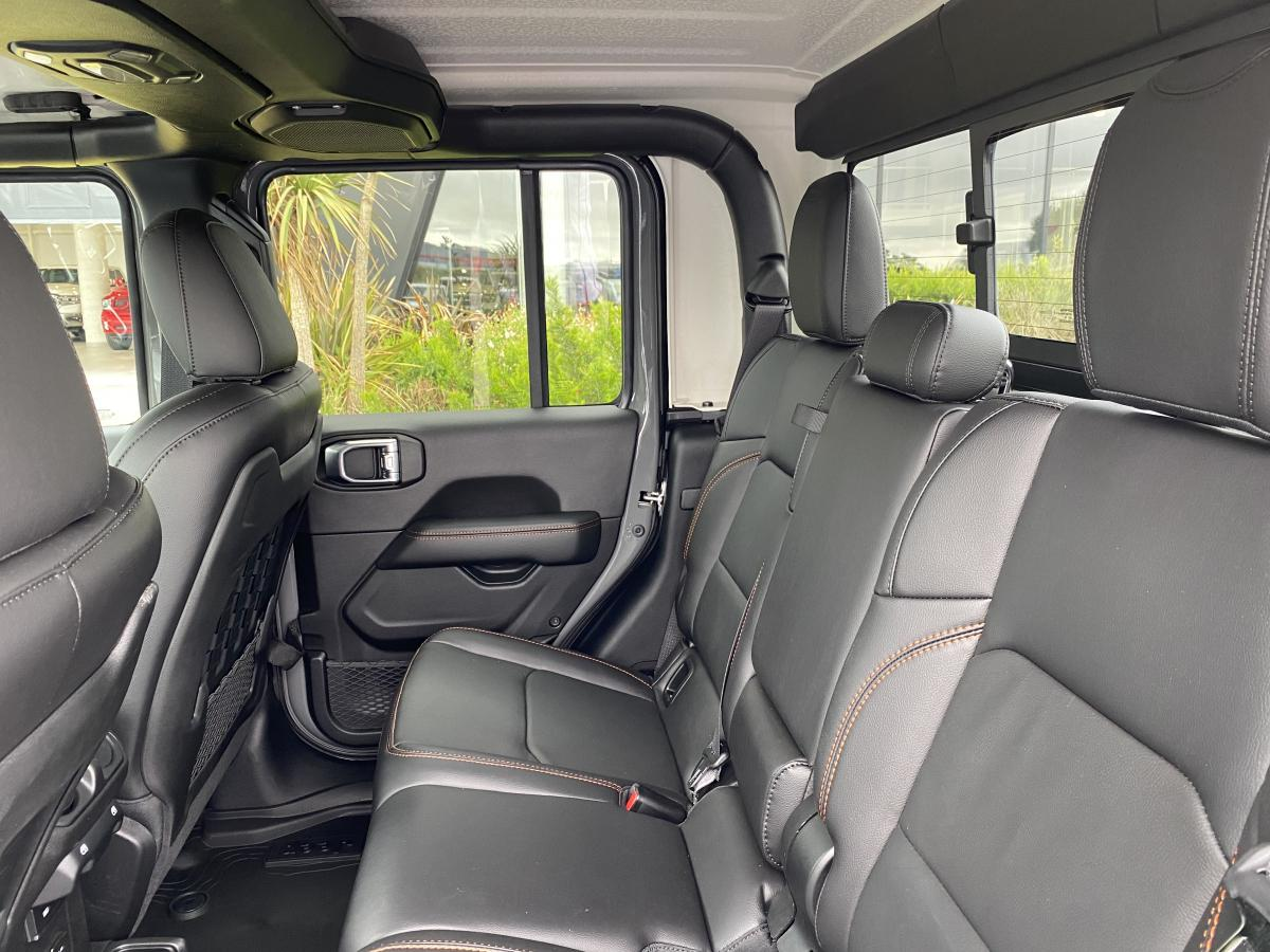 JEEP GLADIATOR Crew cab MOJAVE V6 3.6 L Pentastar VVT