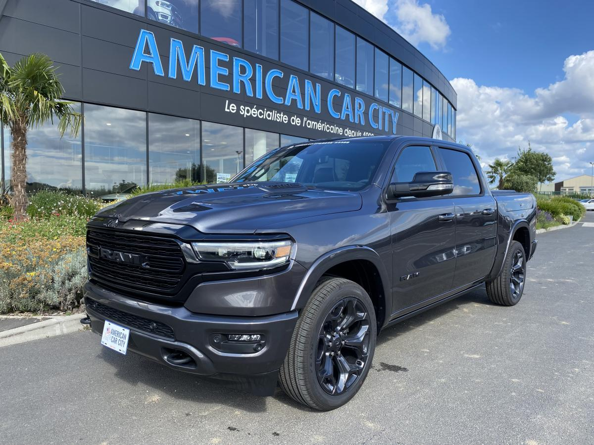 DODGE RAM 1500 CREW LIMITED NIGHT EDITION 2021