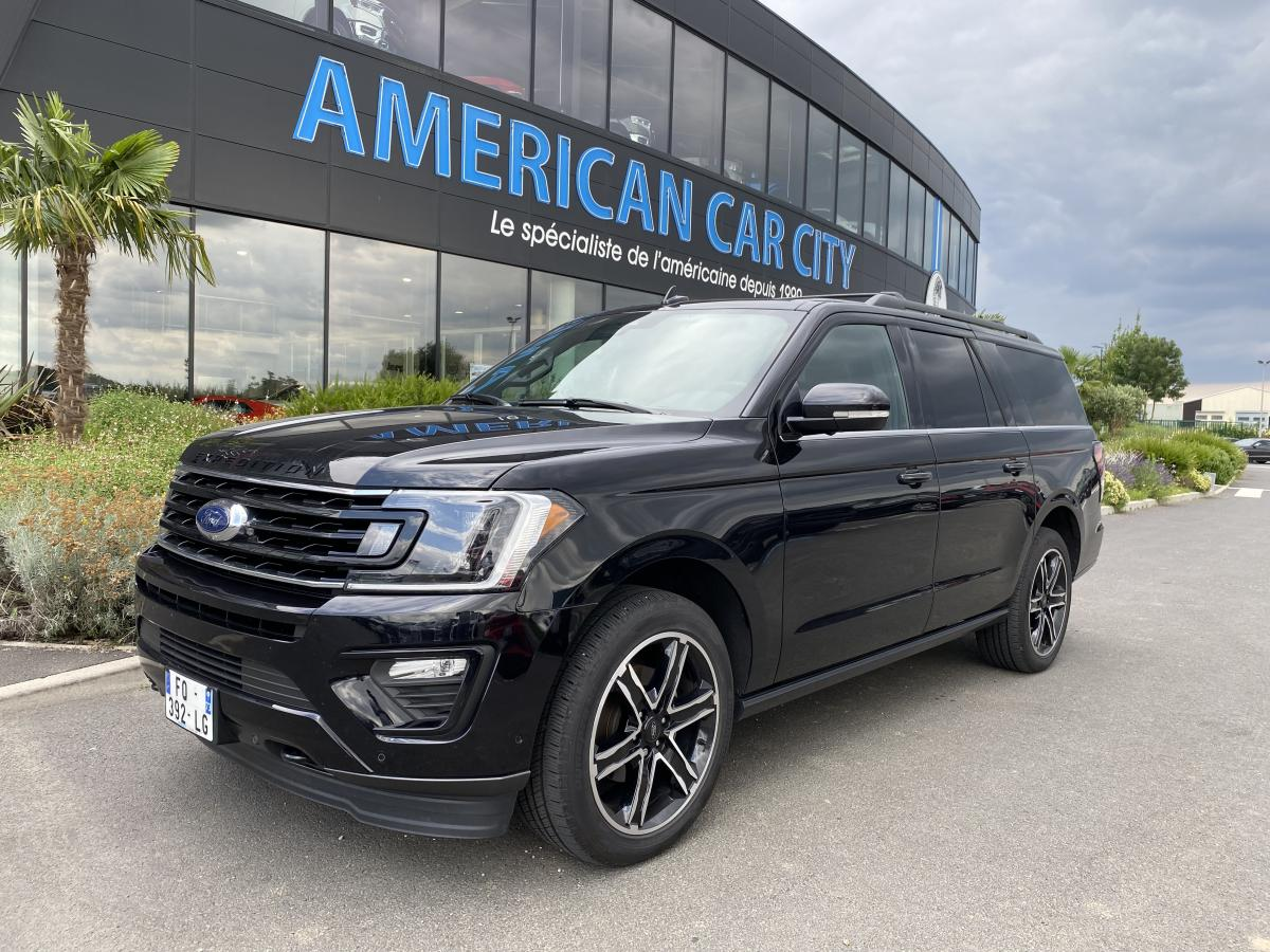 FORD EXPEDITION MAX LIMITED STEALTH 2019