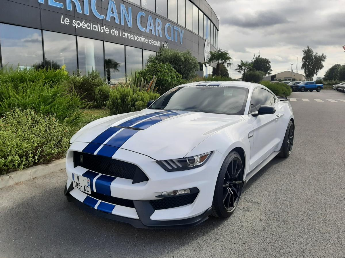 FORD MUSTANG Shelby GT350 V8 5.2L 526ch