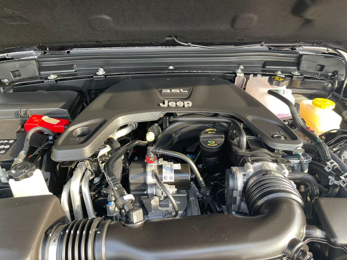 JEEP WRANGLER Rubicon V6 3.6L eTorque