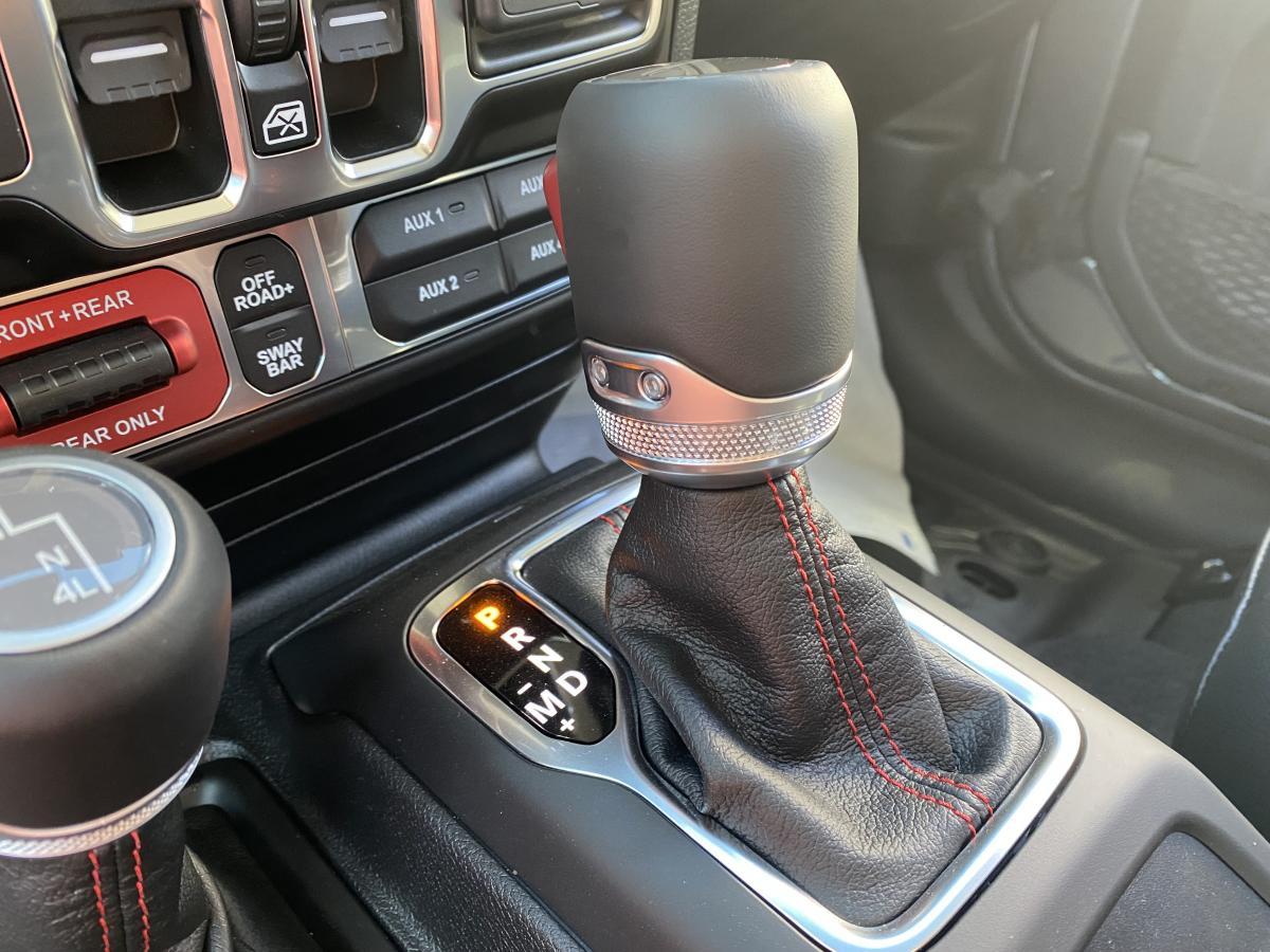 JEEP GLADIATOR Crew cab Rubicon V6 3.6L Pentastar VVT