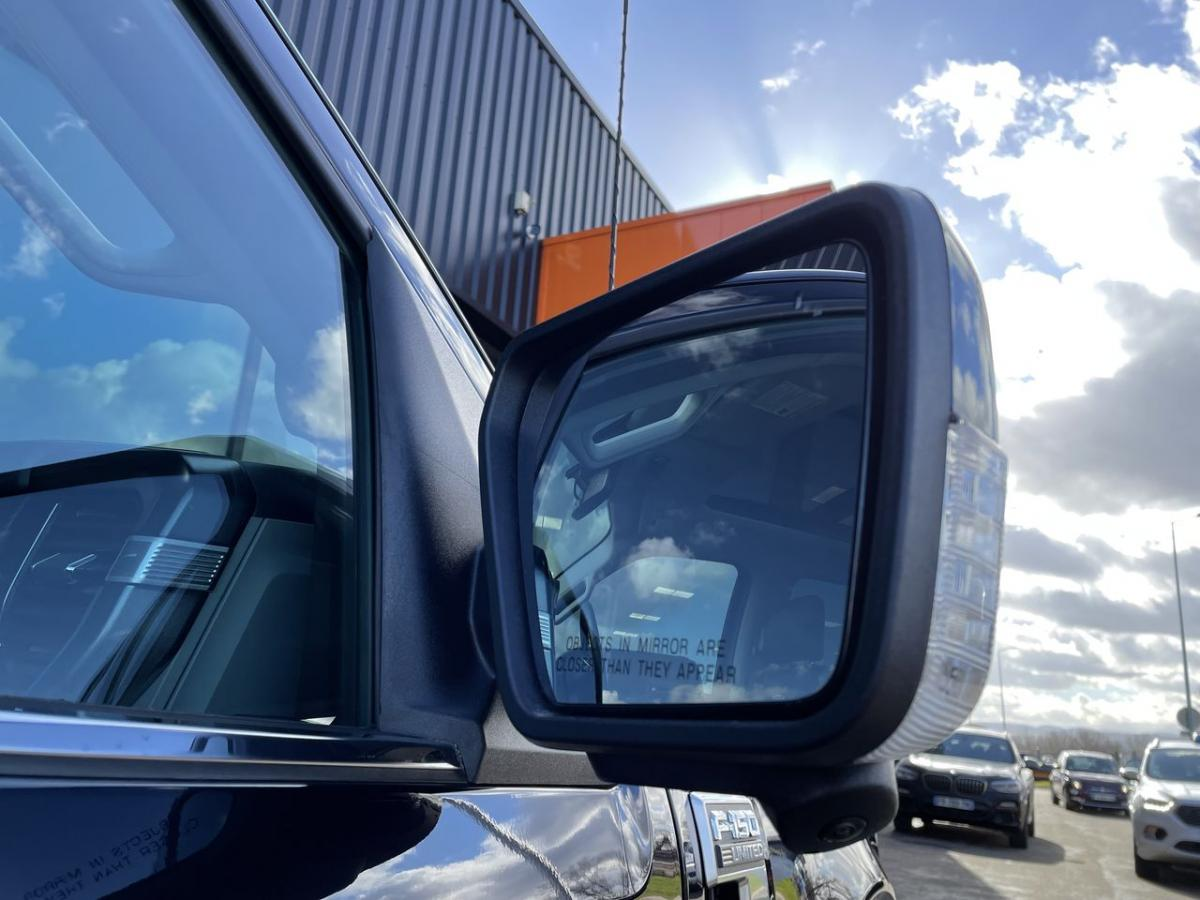 FORD F150 Supercrew LIMITED Hybride 2021
