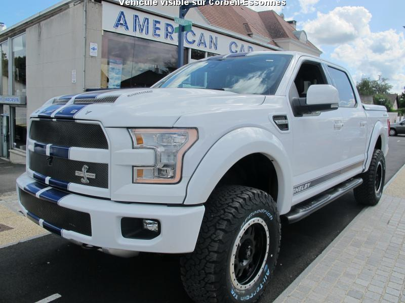 Ford F150 Supercrew shelby V8 5.0L supercharged