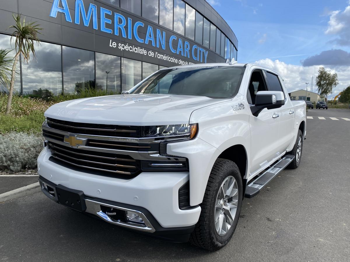 CHEVROLET SILVERADO Crewcab high country v8 6.2l 420ch