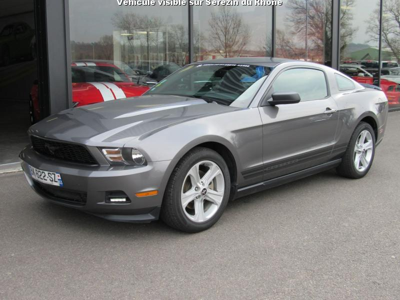 FORD MUSTANG V6 3.7L 305CH