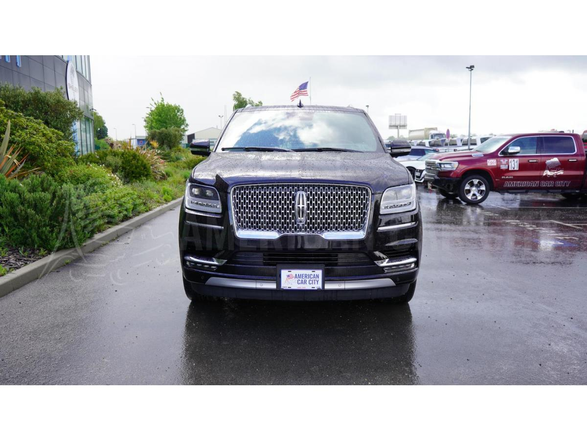 LINCOLN Navigator Black label