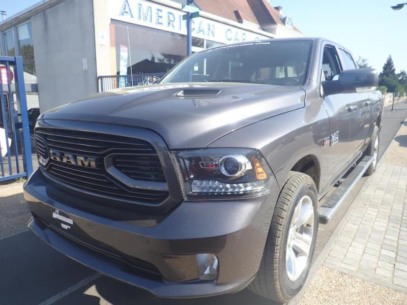 DODGE RAM 1500 CREW SPORT LONG BED 2018
