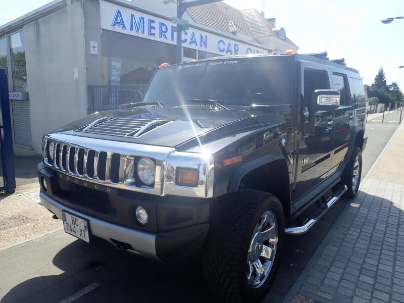 Hummer H2 Suv 398ch Luxury