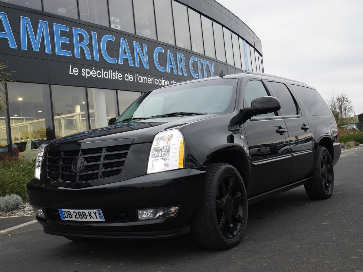 CADILLAC ESCALADE ESV Luxury VAN Limousine V8 6.2L