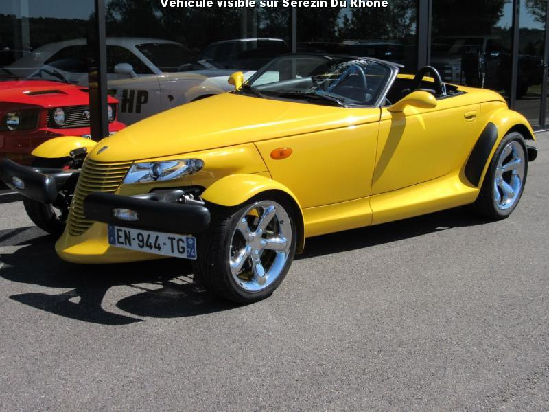 PLYMOUTH PROWLER V6 Essence 3,5L