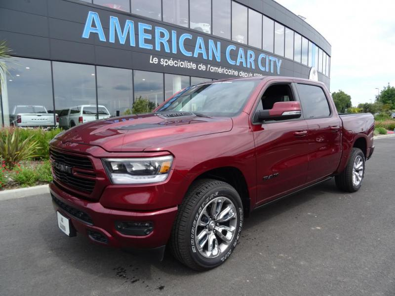 DODGE RAM 1500 CREW SPORT LONG BED 2019
