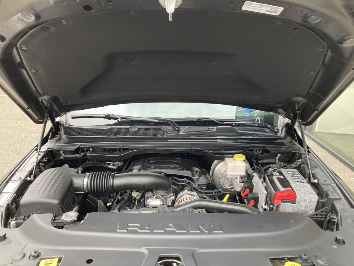 DODGE RAM 1500 CREW REBEL AIR 2019