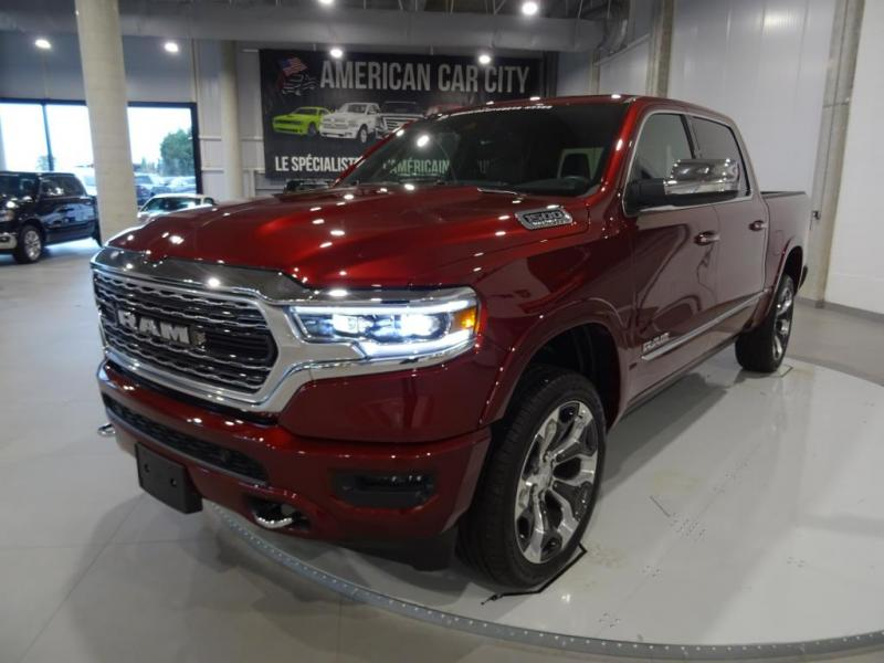 DODGE RAM 1500 CREW LIMITED AIR 2019