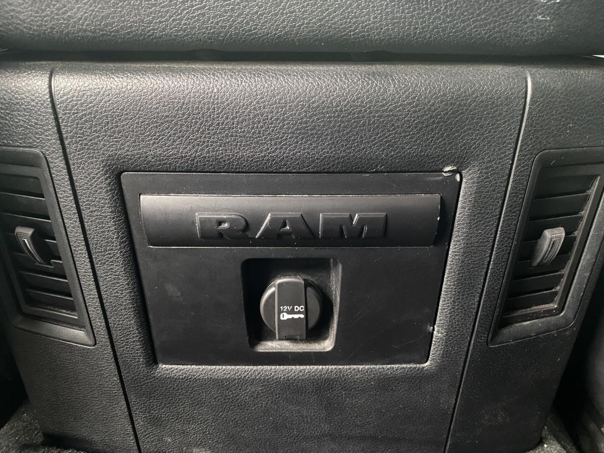 DODGE RAM Crew SPORT Réhaussé V8 5,7L 395ch