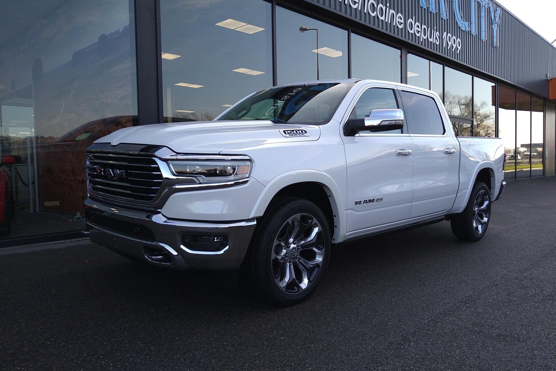 DODGE RAM 1500 CREW LONGHORN 2019