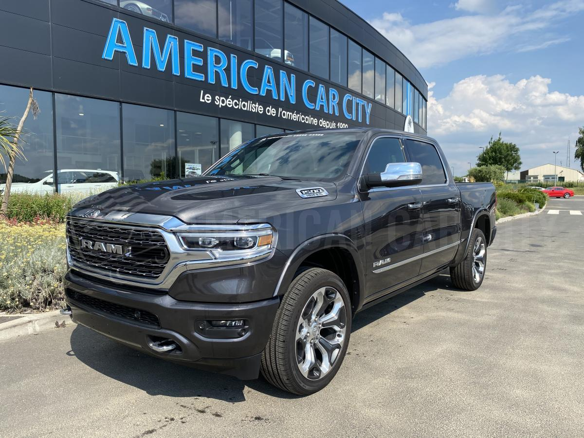 DODGE RAM 1500 CREW LIMITED 2020
