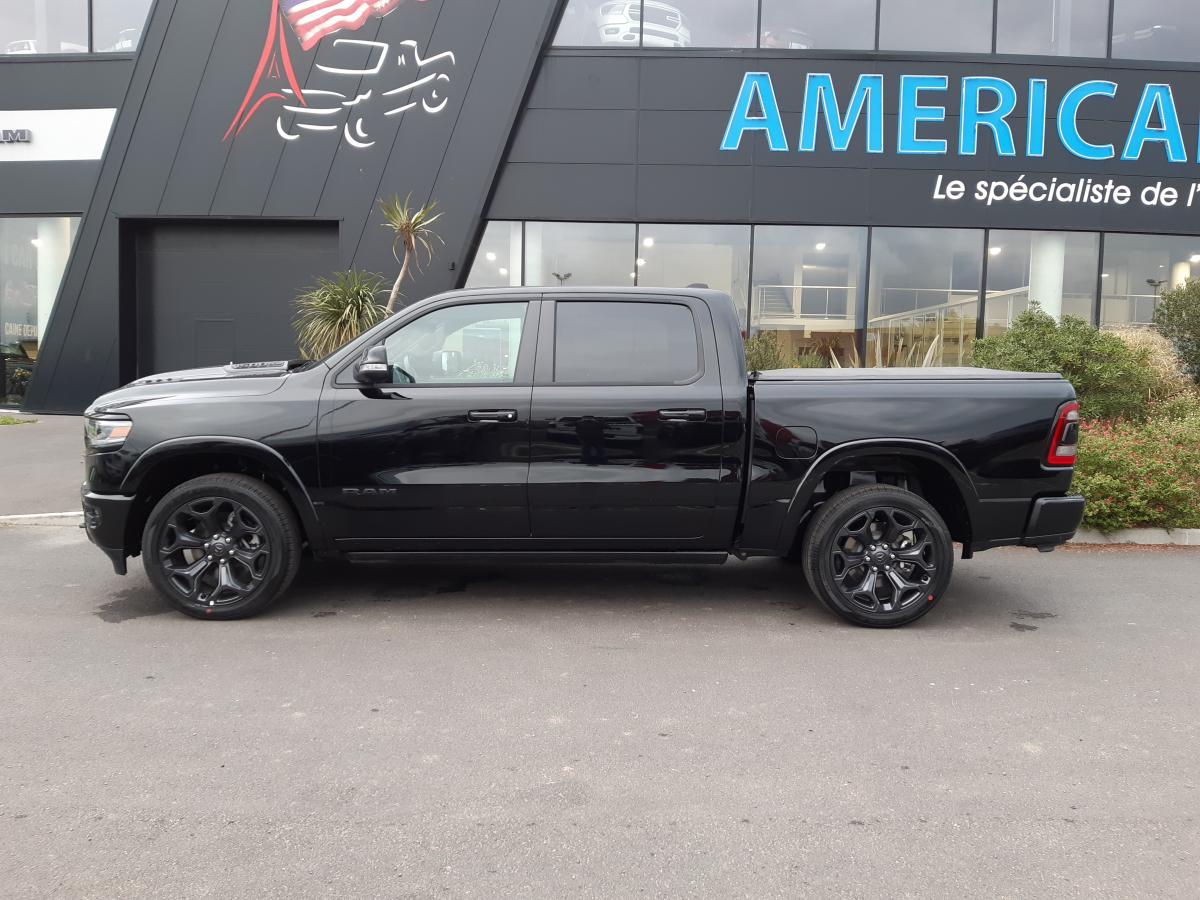 DODGE RAM 1500 CREW LIMITED BLACK PACKAGE 2020 GPL