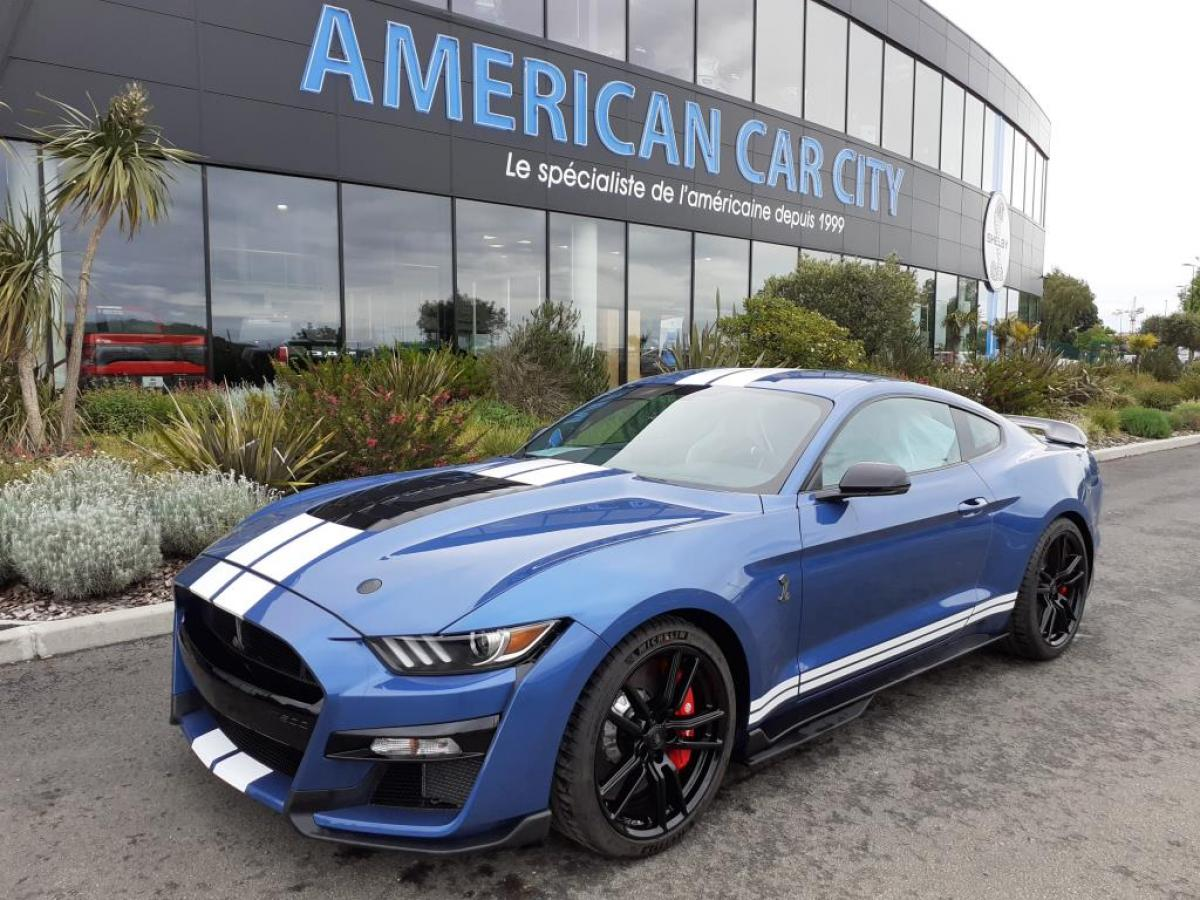 FORD MUSTANG Shelby GT500 V8 5.2L 760ch 2020