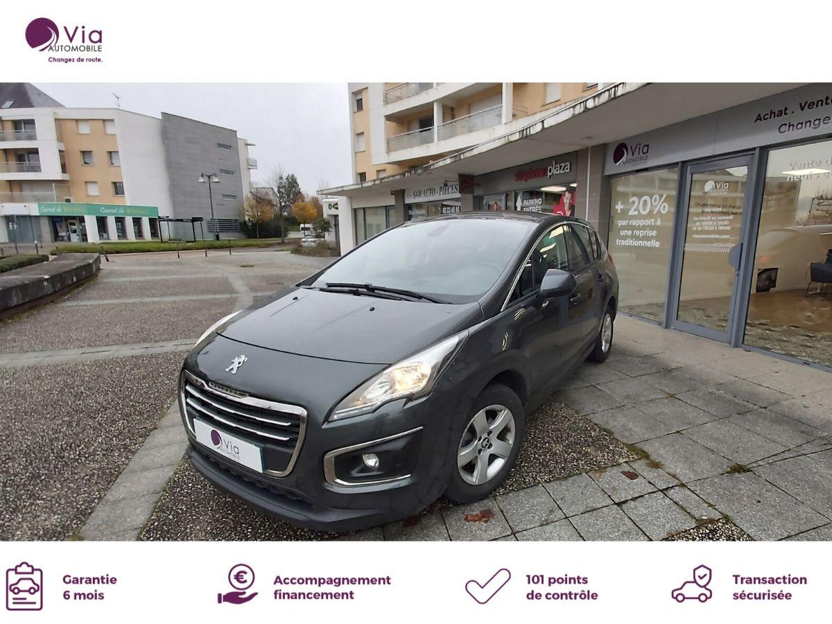 PEUGEOT-3008-PEUGEOT 3008 GENERATION-I 1.6 HDI 115 BUSINESS PACK