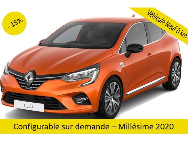 RENAULT CLIO Clio 1.0 Tce - 100  V BERLINE Initiale Paris