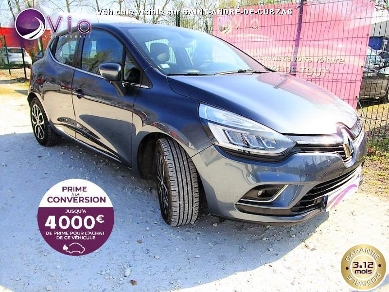 RENAULT-CLIO-IV 0.9 Energy TCe 90  INTENS