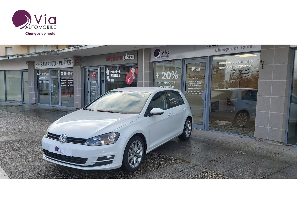 VOLKSWAGEN-GOLF-VOLKSWAGEN GOLF 1.4 TSI 140 BLUEMOTION ACT CARAT